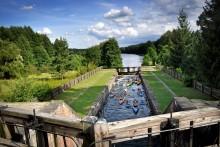 Rozwija się turystyka na Kanale Augustowskim