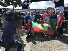Biegacze z Suwałk na podium ultrmaratonu w Waren!