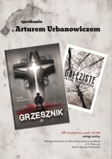 Spotkanie z Arturem Urbanowiczem