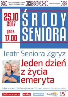 Spektakl Jeden dzień z życia emeryta