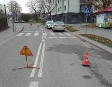 Olecko: Mężczyzna potrącony na przejściu dla pieszych
