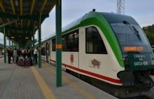 Pociągiem do Szestokai. Litwini przygotowali specjalne rampy