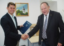 PWiK Suwałki. Szymon Górski wygrał konkurs na prezesa i zastąpi Grzegorza Kochanowicza