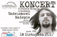 Koncert pamięci Tadeusza Nalepy