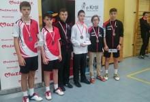 Badminton. Medale młodych zawodników SKB Suwałki w stolicach kraju i województwa