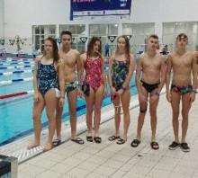 Suwalscy pływacy na Grand Prix w Łodzi. Ścigali się z najlepszymi [zdjęcia]