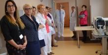 Szpital Wojewódzki w Suwałkach – wraca okulistyka. Ktoś przejrzał na oczy [zdjęcia]