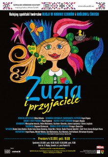 Spektakl Zuzia i przyjaciele