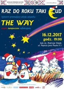 Nowa płyta i koncert suwalskiego The Way. Konkurs
