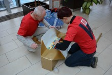 Prawie 30 rodzin z Suwałk otrzymało Szlachetne Paczki [zdjęcia]