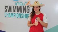 Pływanie. Angelika Koniecko w Meksyku zdobyła brązowy medal mistrzostw świata