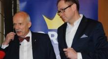 Janusz Korwin-Mikke zaprasza do Hotelu Velvet. Niedzielny łyk Wolności