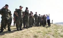 Pogranicznicy powrócili z misji. Na zagranicznych operacjach [zdjęcia]