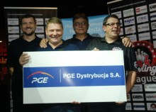 Suwalska Liga Bowlingowa. Bój Wołągiewiczów -  Energetycy wygrali mecz z wysoką dawką napięcia