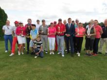 Golf. Tytuły mistrzów Augustowa rozdzielone