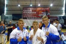 Karate. Złoto, brąz i miejsca 5-8 braci Biłbak na MP [zdjęcia]