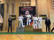 Karate. Bracia Damian i Daniel Biłbak mistrzami Austrii