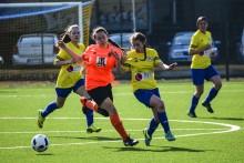 Piłka nożna kobiet. Przegrana  RESO Akademii 2012 w finale Pucharu Polski