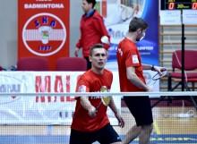 Badminton. Duńczycy za mocni dla Adama Cwaliny i Miłosza Bochata