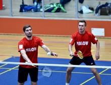 Badminton. Złoto Adama Cwaliny i Roberta Mateusiaka, srebro Kamili Augustyn i Moniki Bieńkowskiej