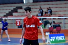 Badminton. Sobolek i Witek w VICTOR Polish International 2017