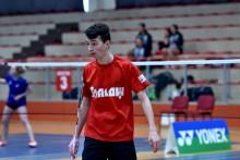 MP w badmintonie. Hubert Pączek za mocny dla Sobolka