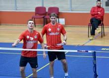 Badminton. Mistrzostwo dla Anglii, Polska na miejscach 5-8.