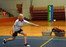 MP w badmintonie. Deble w finałach, brąz miksta