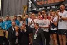 Badminton. Finał Drużynowych Mistrzostw Polski – Gramy w oczko
