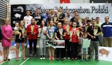 Nowi mistrzowie Polski w badmintonie [zdjęcia]