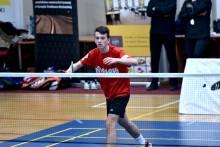 Badminton. Tylko Michał Sobolewski poległ w kwalifikacjach 55 IMP seniorów
