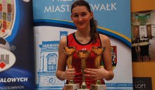 Badminton. Białorusini grają i zdobywają medale dla SKB Suwałki