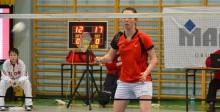 Badminton. Piotr Wasiluk i Maria Taraszkiewicz najlepsi w Polsce