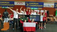 Badminton. Mistrzostwa Europy Juniorów: Polska drużyna na miejscach 5-8