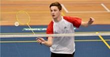 Badminton. Pech Sebastiana Jaroszczuka na Polish U17 Open