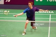 Badminton. Na Mistrzostwach Europy awans Scotta Evansa, porażka Kierana Merrileesa