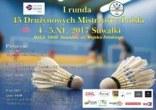 Trójka faworytów w ekstraklasie badmintona
