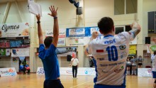 Norwid Częstochowa - Ślepsk Suwałki 2:3 po meczu, który rozgrzał kibiców. Do play-off z