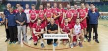 Dima Skoryy z Mostostalem K-K wicemistrzem Polski old boyów