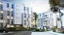 Sobola Biel Dzielnica Przyszłości – III budynek już w sprzedaży! [wizualizacje]