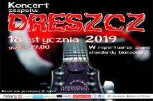 Koncert zespołu Dreszcz w Rozmarino