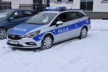 Dwa nowe samochody w gołdapskiej komendzie [zdjęcia]