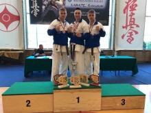 Pięć medali suwalskich karateków na Akademickich MP [zdjęcia]