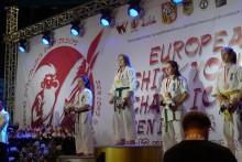 Karate. Suwalczanka Aleksandra Rybacka mistrzynią Europy [zdjęcia]