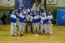 Medalowe żniwa suwalskich karateków w Zamościu  [zdjęcia]