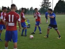 Rominta Gołdap - Wigry Suwałki 0:3. Hat-trick Arona Stasiaka, zagrał Adam Pomian