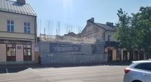 Ulica Kościuszki 80. Znowu będzie tu kamienica, i to jaka [zdjęcia, wizualizacje]