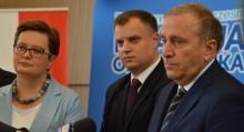Mariusz Szmidt kandydatem Platformy i Nowoczesnej na prezydenta Suwałk. Nowe piętro [zdjęcia]