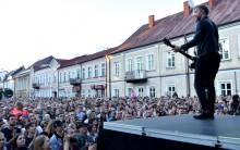 Tomasz Organek na finał Suwałki Blues Festival. Rekord frekwencji na sentymentalnym koncercie [foto]