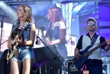 Suwałki Blues Festival. Ognista Vanesa Harbek w trzecim dniu festiwalu [zdjęcia]
